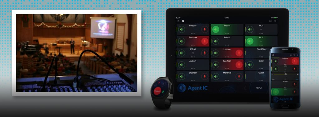 Agent IC Empowers Working From Home