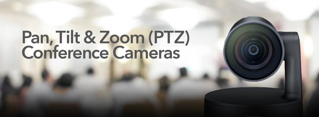 PTZ Conference Cam Banner Image